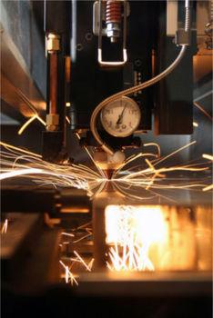 Cięcie laserowe - nowe możliwości