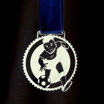 Medal – wyjątkowa nagroda dla małego sportowca