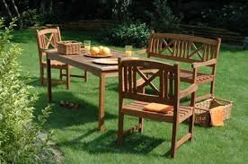 Zadbaj o swoje meble ogrodowe