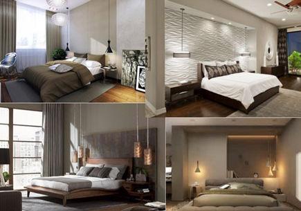 Wyjątkowe inspiracje – jak dobrać piękne i funkcjonalne oświetlenie sypialni