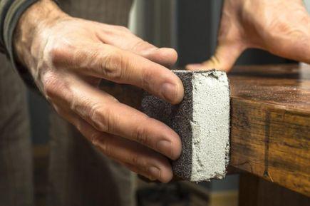 Jak przygotować drewno do malowania