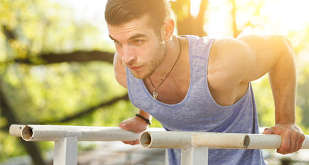 Trening na świeżym powietrzu – dlaczego warto?