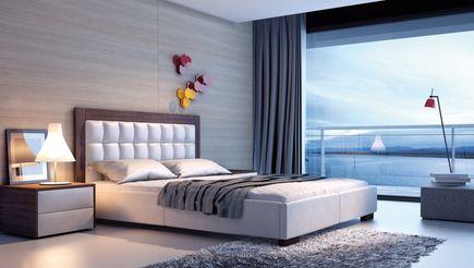 Jak dobrać materac do tapicerowanego łóżka, aby zyskać komfort snu