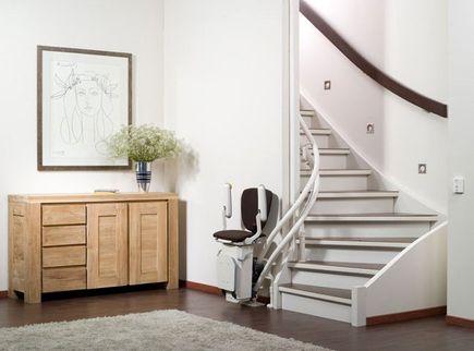 Krzesełka schodowe, czyli jak zniwelować bariery architektoniczne