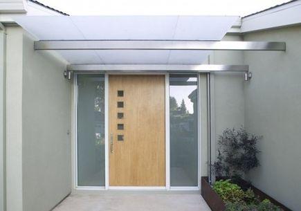 Drewniane drzwi zewnętrzne