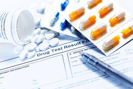 Testy na narkotyki