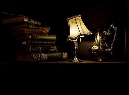 Retro w domu a oświetlenie