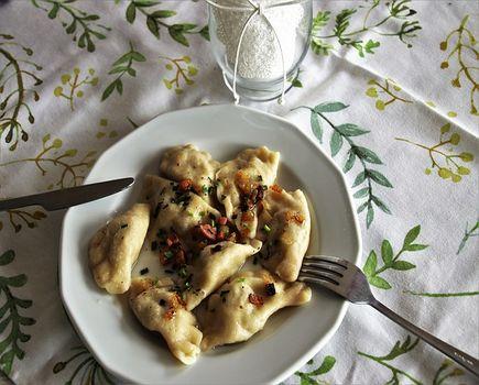 Pierogi ruskie, czy to jeszcze polskie danie?