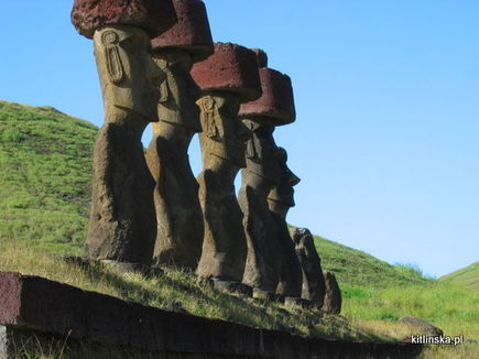 Wyspa Wielkanocna - pępek świata