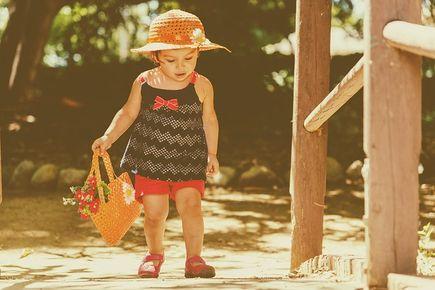 Spacer z dzieckiem- co zabrać ze sobą?