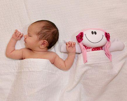 Gniazdo niemowlęce - zalety dla maluszka