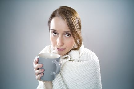 Pierwsza pomoc w przeziębieniu