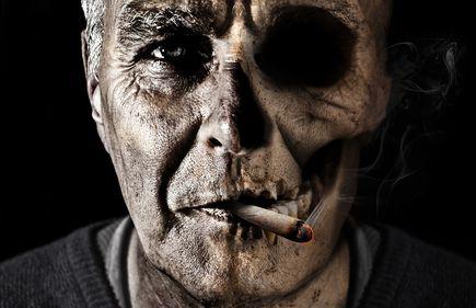 Efekty nałogowego palenia tytoniu