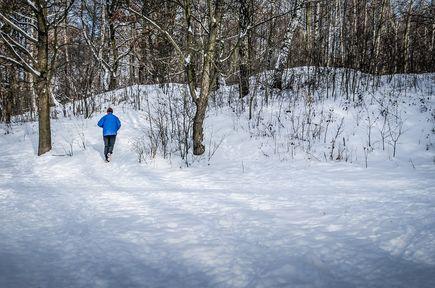 Jak się ubrać na bieganie zimą?