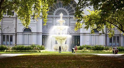 Krótka historia fontanny