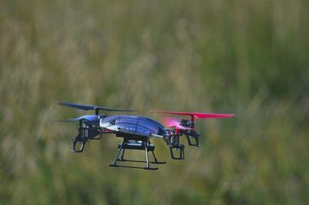 Drony a OC