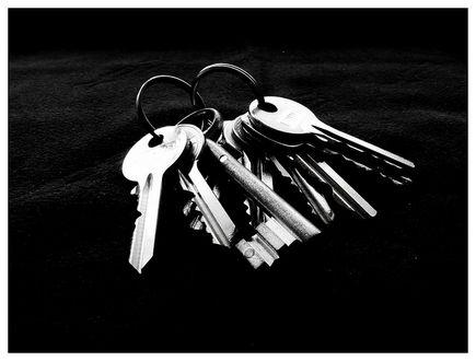 Jak może Ci pomóc organizer na klucze?