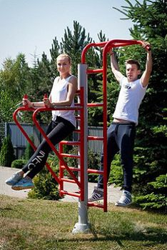 Co to jest street workout?