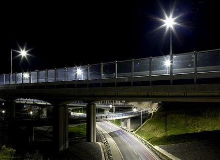 Inteligentne oświetlenie uliczne