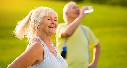 Outdoor fitness receptą na dobre samopoczucie