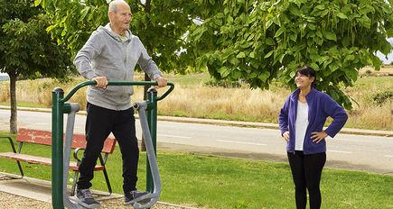 Siłownie plenerowe – na zdrowie