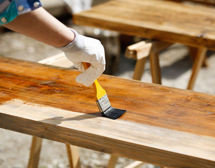 Olejowanie drewna – podstawa ekobudownictwa