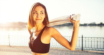 Outdoor fitness w wysokich temperaturach