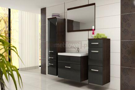 Zestawy mebli łazienkowych - rozwiązanie idealne do łazienek