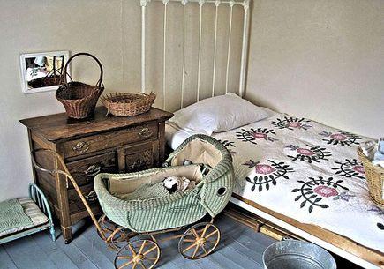 Pokój dziecka w stylu skandynawskim...