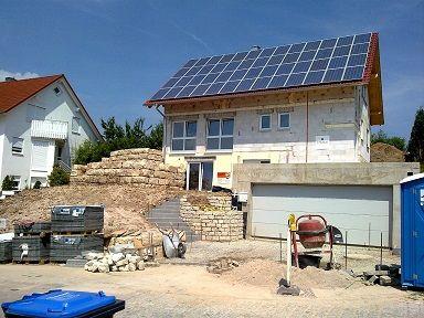 Budowa domu jednorodzinnego na zgłoszenie