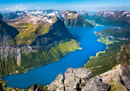 Ranking fiordów jakie warto zobaczyć w Norwegii