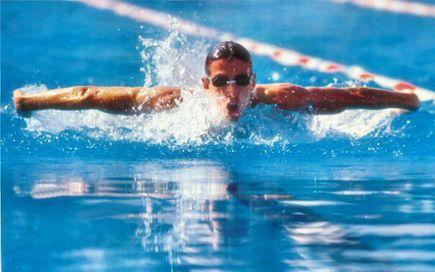 Pływanie - podstawa zdrowego trybu życia
