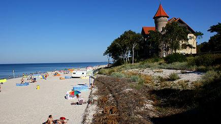 Łeba - idealne miasto na wakacyjny wypad