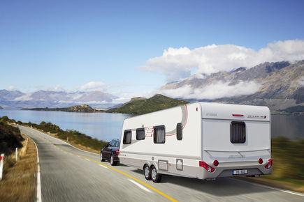 Jak postępujemy z przyczepą campingową?