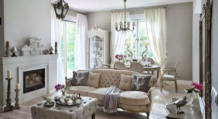 Jak urządzić wnętrze w stylu glamour?