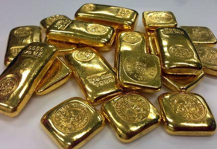 Światowe rezerwy złota