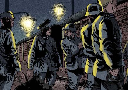 Niezwykła historia rotmistrza na kartach komiksu