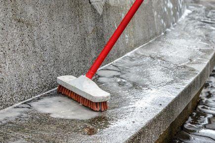 [AS] Warunki skuteczności środków czyszczących