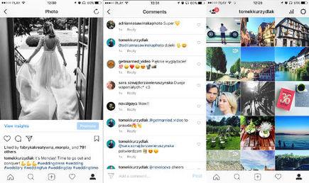 Jak pozyskać klientów na Instagramie dla fotografa ślubnego?