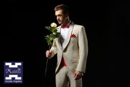 Męska Moda Ślubna