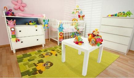 Dywany dla dzieci - co wybrać?