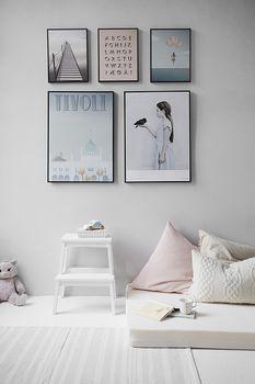 Sypialnia inspirowana wnętrzami z Północy