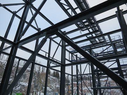 Konstrukcje stalowe – stwórz bezpieczne miejsce na rozwój firmy