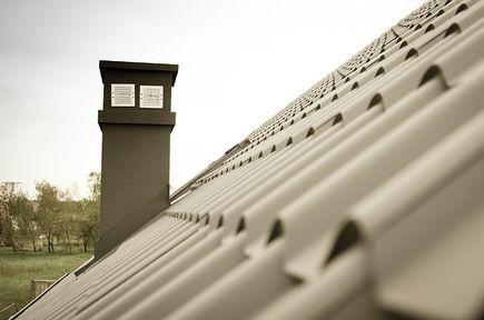 Pokrycia dachowe - montaż blachy trapezowej