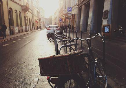 Idealne stojaki na rowery