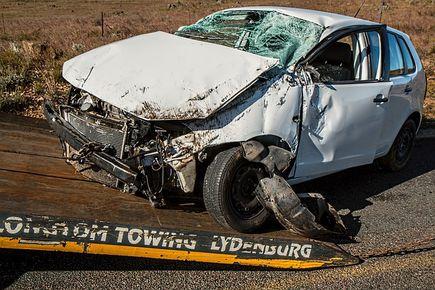 Co piąty kierowca z Wrocławia i Gdańska deklaruje, że spowodował stłuczkę