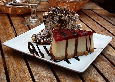 5 pomysłów na ciasta bez pieczenia