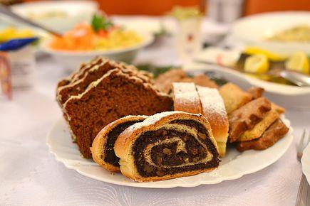 Tradycyjne ciasta bożonarodzeniowe