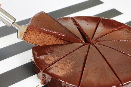 Jak zrobić polewę czekoladową na ciasto