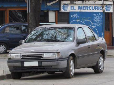 Typowe usterki sprzęgła - Opel Vectra